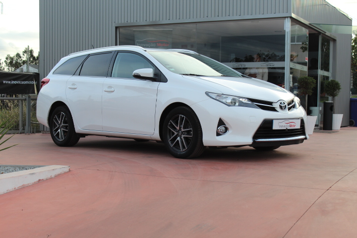 Toyota Auris Touring Sports 1.4 D-4D Active+AC
