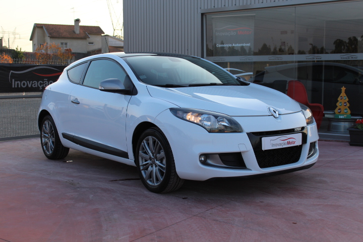 RENAULT MEGANE COUPE 1.5 DCI GT LINE