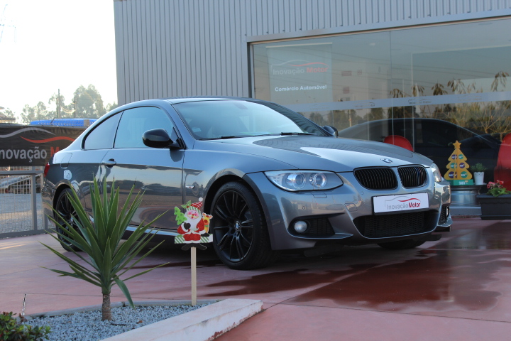 BMW 320 D COUPE PACK M EDITION