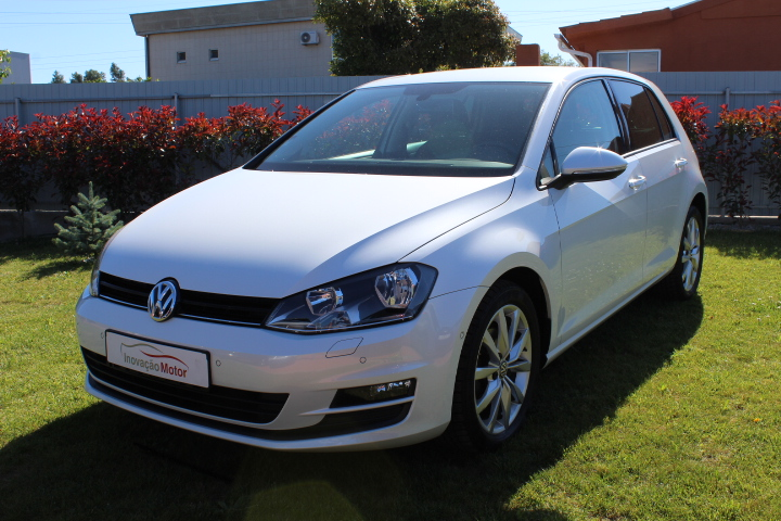 VW GOLF VII 1.6 TDI HIGHLINE