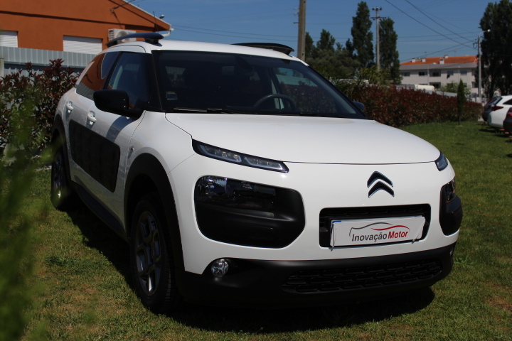 Citroën C4 Cactus 1.2 PureTech Feel EAT6
