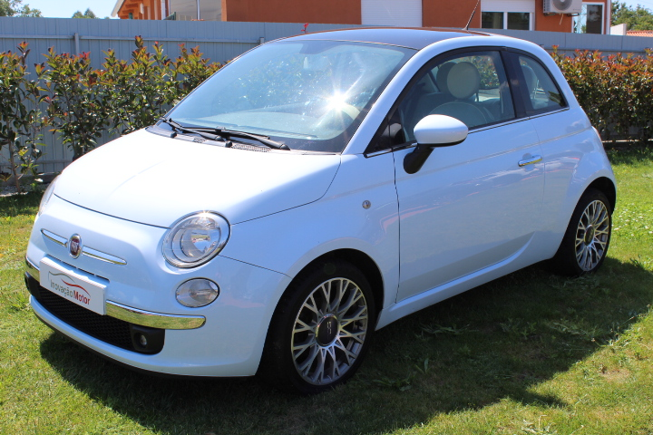 FIAT 500 1.2 LOUNG