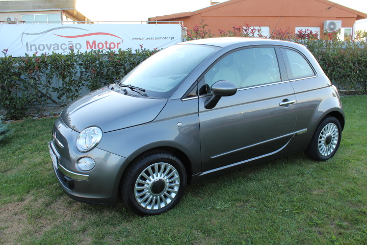 fiat 500 loung