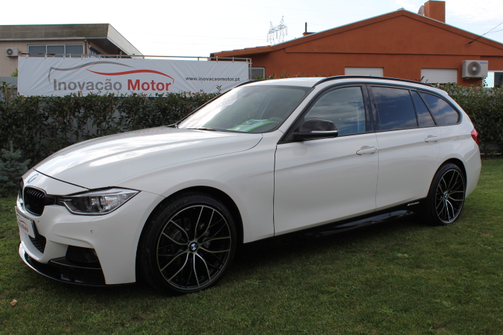 BMW SERIE 3 TOURING M-PERFORMANCE