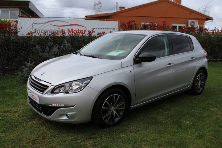 Peugeot 308 1.2 PureThech Style