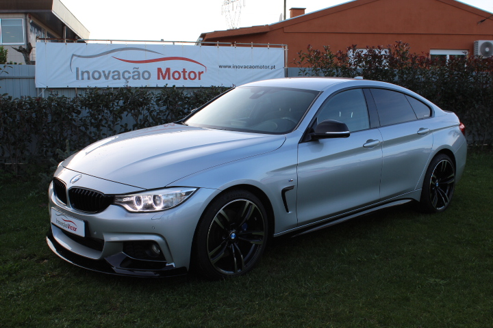 BMW 420 D GranCoupe PACK M