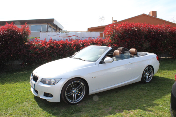 BMW 320 D CABRIOLET PACK M