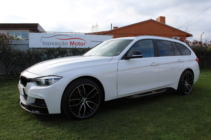 BMW 318D TOURING M PERFORMANCE