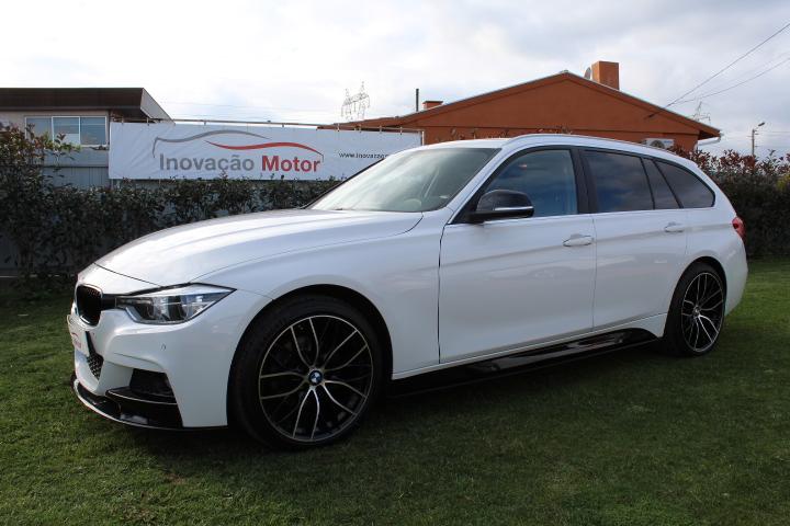 BMW 318D TOURING M PERFORMANCE