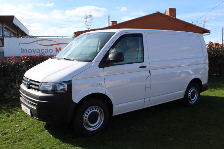 VW TRANSPORTER 2.0 TDI IVA DEDUTÍVEL