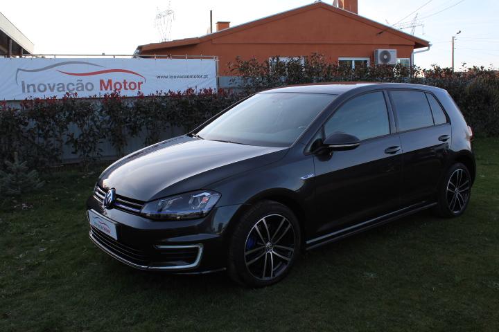 VW GOLF VII 1.4 GTE