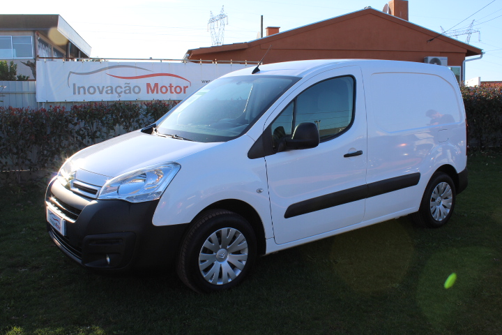 CITROEN BERLINGO 1.6 HDI IVA DEDUTÍVEL