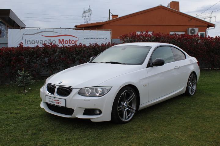 BMW 320 D PACK M