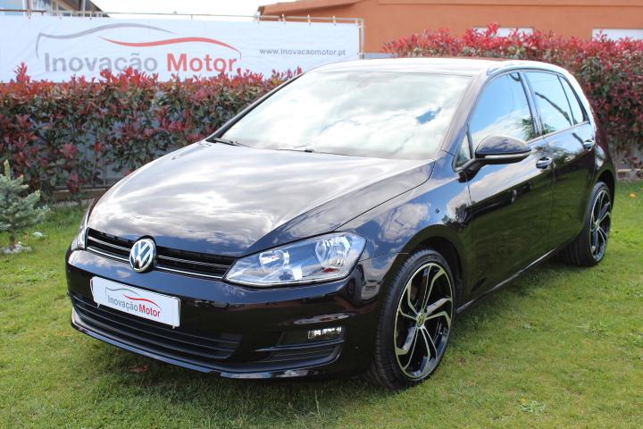 VW Golf 1.6 TDi Trendline