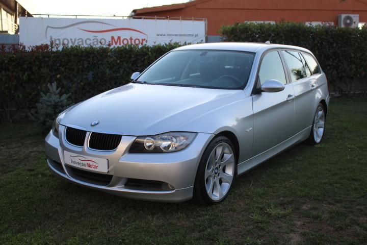 BMW 320 D 163 CV