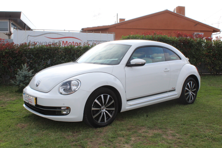 VW New Beetle 1.6 TDi Design