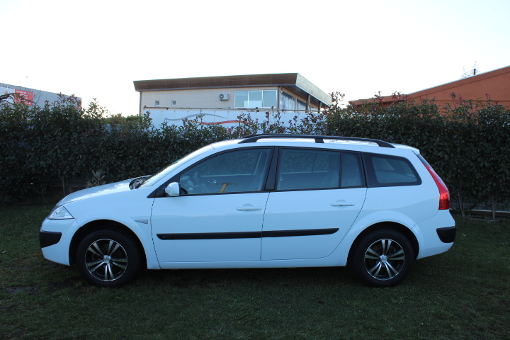 Renault Megane 1.5 DCi Confort