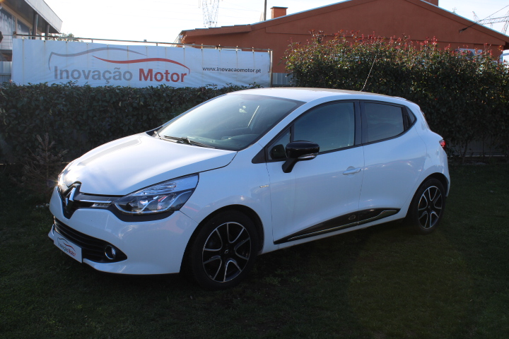RENAULT CLIO 1.5 DCI LIMITED 90 CV