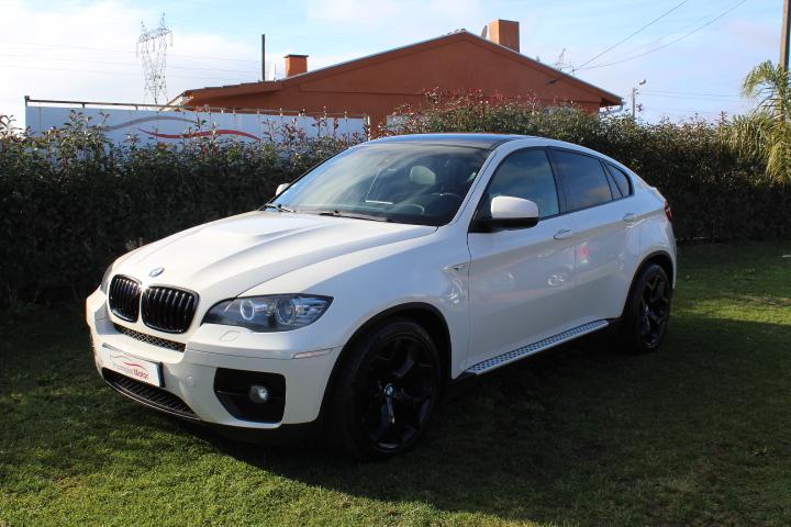 BMW X6 3.0 D 235 CV