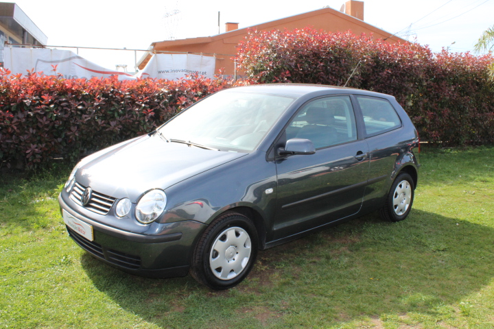 VW Polo 1.4 TDi Van
