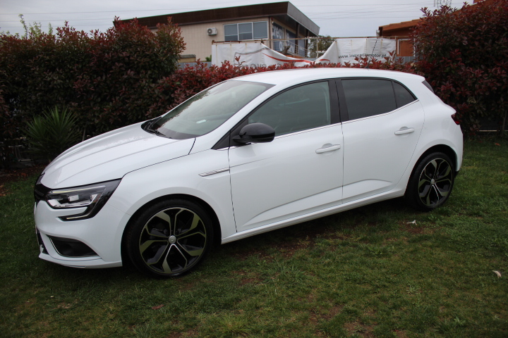 Renault Megane 1.5 DCi Limited SS