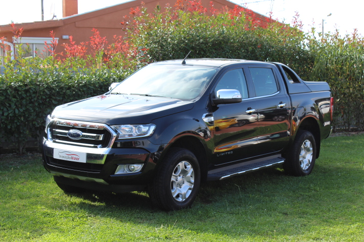 Ford Ranger 2.2 TDCi CD Limited 4WD